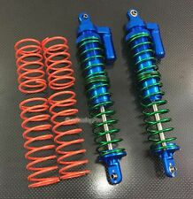 Aluminium 24mm Big Bore Front/Rear Adjust Spring Shock Damper for Traxxas X-Maxx