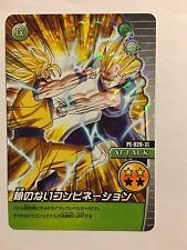 Data Carddass Dragon Ball Z Bakuretsu Impact Part PE 029-III
