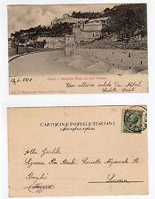 [RM52] CARTOLINA NAPOLI BERTOLINI'S HOTEL DAL RIONE AMEDEO