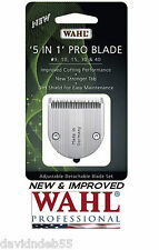 NEW&IMPROVED Wahl FINE PRO 5in1 Blade BELLISSIMA,Motion,,CHROMADO,Li+ Trimmer
