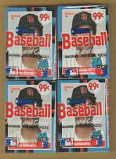 1988 Donruss 36 Card Cello Pack FACTORY SEALED Roberto Alomar Rookie RC on Top