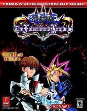 Yu-Gi-Oh! The Falsebound Kingdom (Prima's Official Strategy Guide), Black, Fletc