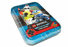 Lego® Ninjago™ Serie 5 Trading Card Game Mini Tin blau inkl.Limited Edition LE14