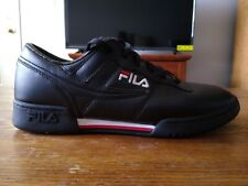 Fila Black low Basketball Shoes Size 12