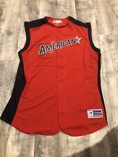 Majestic Cool base MLB American League 2019 Allstar Game Baseball Jersey Mens 52