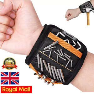 Ideal Gifts for Men Magnetic Wristband DIY Tool Belt Tool Holder
