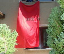 DDR Rote Arbeiterfahne Fahne large East german red worker flag GDR bandiera RDA