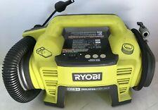 Ryobi P731 One+ 18v Dual Function Power Inflator/Deflator Cordless air GR