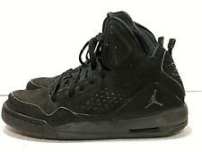 Boys AIR JORDAN Shoes Youth Size 6Y Black SC-3 629942-021 Basketball Sneaker Gym