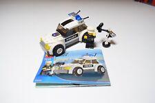 Lego 7236 City Police car