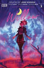 Buffy Willow 2 Nm 2A Main Regular Cover Jen bartel 2020 Boom! Releases 8/12/2020