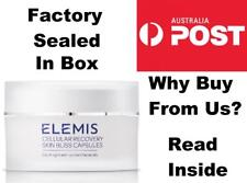 Elemis Cellular Recovery Skin Bliss Capsules 60 Capsules Sealed In Box