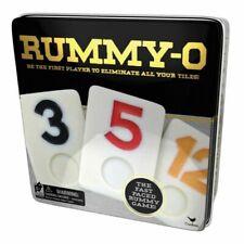 Cardinal Rummy-O Tile Game in Durable Storage Tin