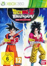 Microsoft XBOX 360 Spiel * Dragonball Z: Budokai HD Collection **********NEU*NEW