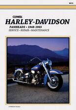 Clymer Repair Shop Manual Harley Davidson Panhead E EL ELF ELS ES F FL FLF M418