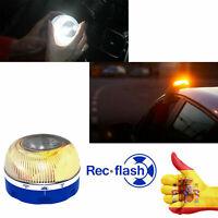 Help Rec Flash, baliza luminosa emergencia, coches motos homologada Envío Gratis
