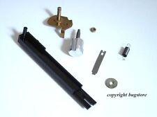 Dual CS 604 Drehknopf mit Drehhebel und Abhebeschiene