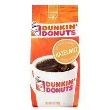 DUNKIN' DONUTS HAZELNUT COFFEE 12oz - PACK OF 3