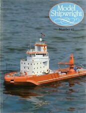 Model Shipwright No 62  (Conway 1987 1st)