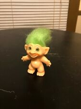 """vintage   3"""" troll doll from sixties"""
