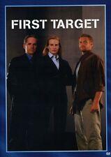 First Target (2011, DVD NEW)
