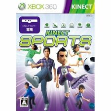 New Xbox360 Kinect Sports Japan Import