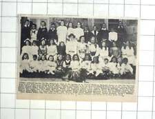 1971 Children At Wesleyan Methodist Bazaar 1910, Cotton, Tonkin, Harvey,guy