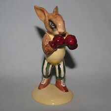 ROYAL DOULTON SPORTING KNOCKOUT BUNNYKINS DB30 GOLDEN JUBILEE