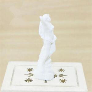 1:12 Mini Goddess Statue For Miniature Dollhouse Accessory Home Decor DIY Gift