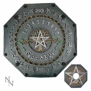 Nemesis Now Tree of Life Talking Spirit Board Ouija Witch Wiccan Occult NOW192