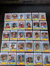 1984 Topps Milton Bradley Baseball Game Complete Set - Ripken Boggs Brett Schmid