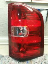 OEM Chevrolet Silverado Tail Light 1500 2500 3500 Right Rear 2007-2013