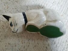 Dedham Pottery Cat