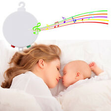 12 Songs Auto Electric Baby Music Mobile Box Children Crib Kid Toy Gift Play