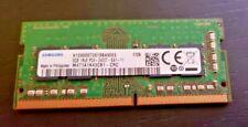 Samsung 8GB 1Rx8 PC4-2400T Laptop RAM Memory M471A1K43CB1-CRC