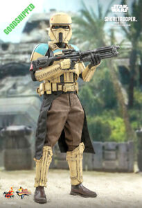 HOT TOYS ROGUE ONE A STAR WARS STORY SHORETROOPER SQUAD LEADER MMS592 1/6 NEW