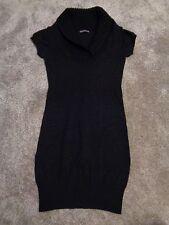 Melrose Damen Pullover Wollpulli ohne Arme Gr. 32 schwarz neu
