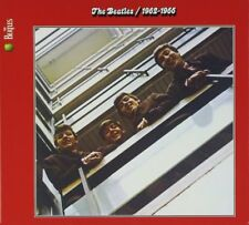 1962-1966 The Beatles Red Album Remastered 2010 2 CD