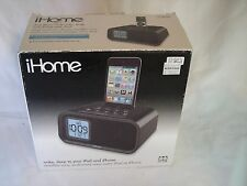 iHome, iH22 alarm clock, wake, sleep to your  iphone