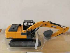Diecast Toy Model 1:35 XCMG XE215D Hydraulic Excavator Engineering Machinery