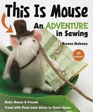 This Is Mouse by Brenna Maloney Paperback Book