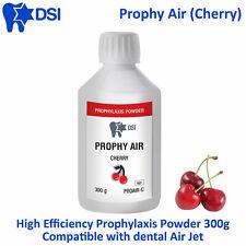 Dental DSI Prophy Air Prophylaxis Powder Teeth Polish Stain Remove Cherry 300g