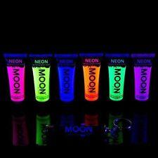 7 crema viso corpo fluo 12ml fluorescente braccialetti starlight feste party