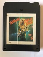Classic Rock State of Shock Ted Nugent 8 track tape Tested C