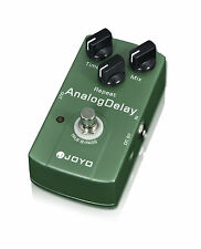 Joyo JF-33 Analog Delay Guitar Effects Pedal