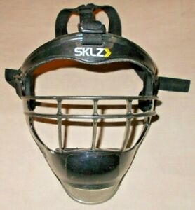 SKLZ Youth Fastpitch Softball Protective Face Shield Mask Guard