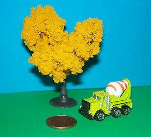 Micro Machines  CONCRETE MIXER - Construction Vehicle
