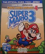 NEW SUPER MARIO BROS 3 GAME BOY ADVANCE STRATEGY GUIDE