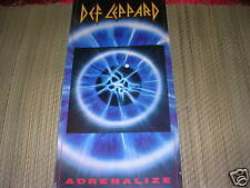 Def Leppard - Adrenalize CD longbox NEW sealed 1992 RARE