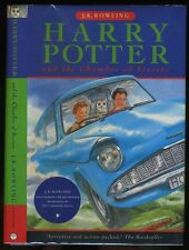 Rowling, J.K.: Harry Potter and the Chamber of Secrets-Cndn HB/DJ 1st/1st(1998)